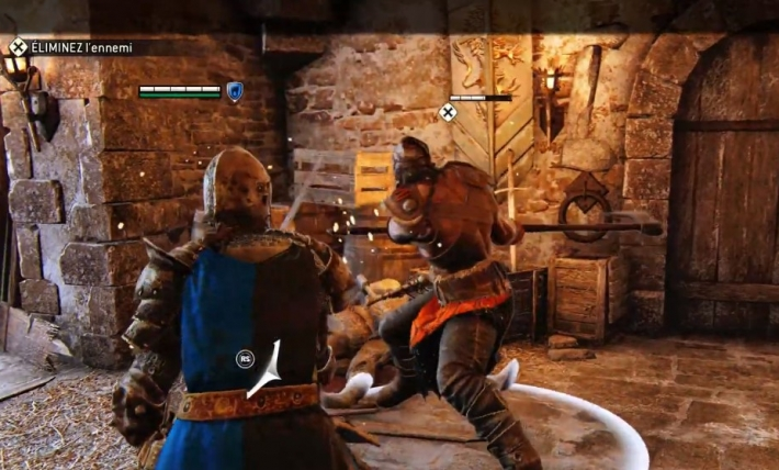 Artefact PC gamer reconditionné sur For Honor