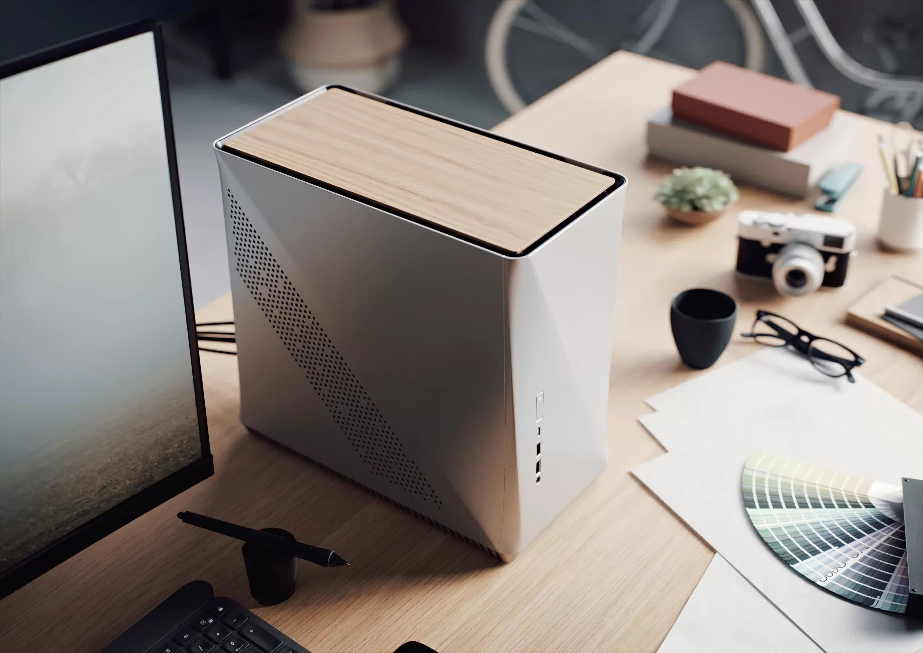 PC bureautique SFF i5 peu encombrant