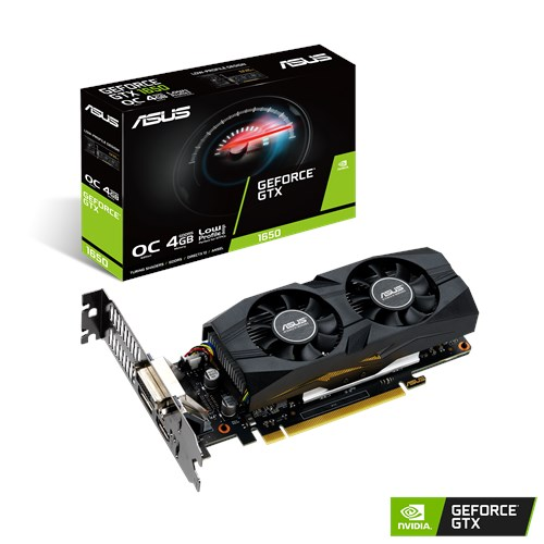 Geforce GTX 1650 ASUS PC gamer reconditionné
