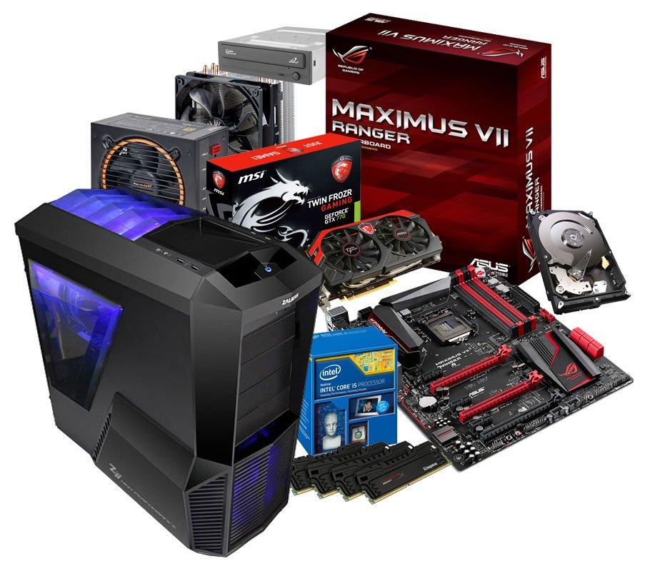 montage-composants pc gamer