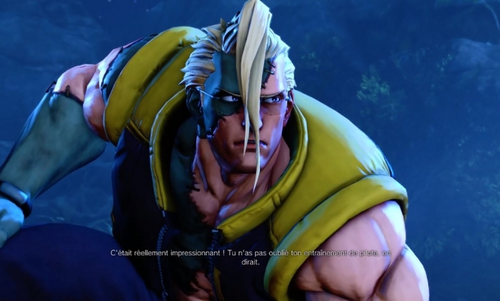 PC gamer reconditionné sur Street Fighter V Arcade Edition