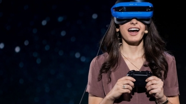 PC gamer avec la VR