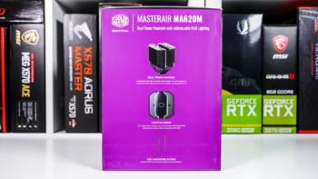 Refroidisseur CPU Cooler Master MasterAir MA620M