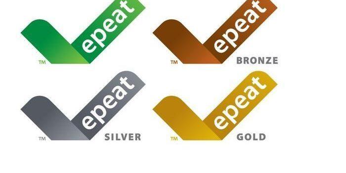 Les 3 niveaux de l'écolabel EPEAT