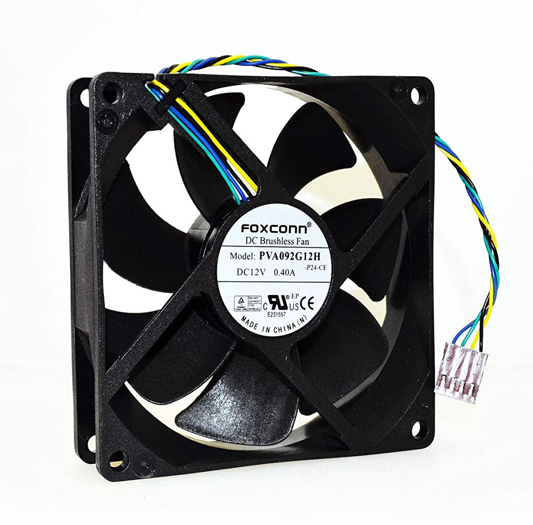 Ventilateur Foxconn 92mm 4 pins