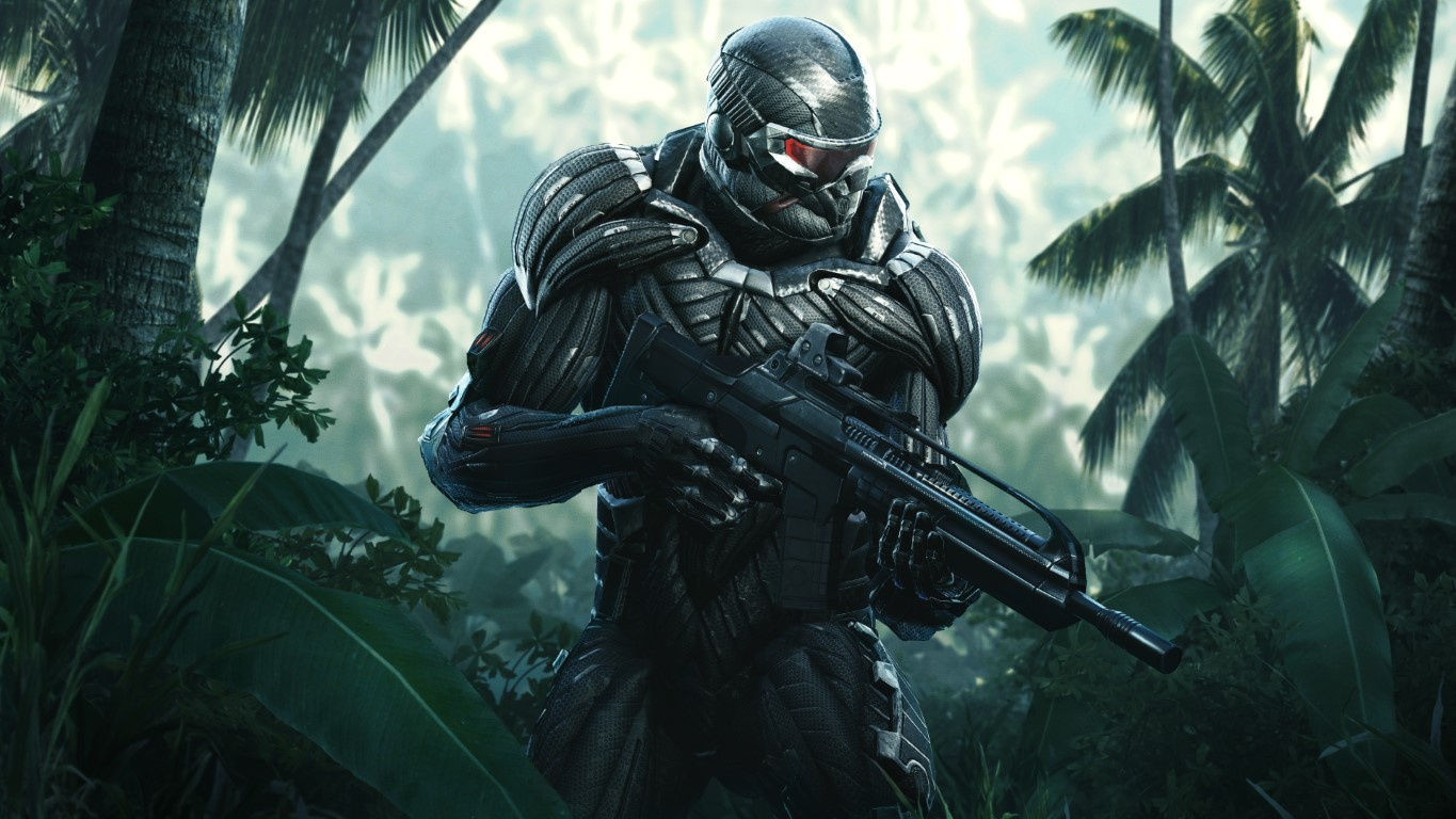 Crysis remastered image 8k