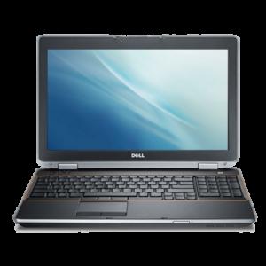 Dell E6520 PC 15 pouces avec webcam et pavé numérique reconditionné