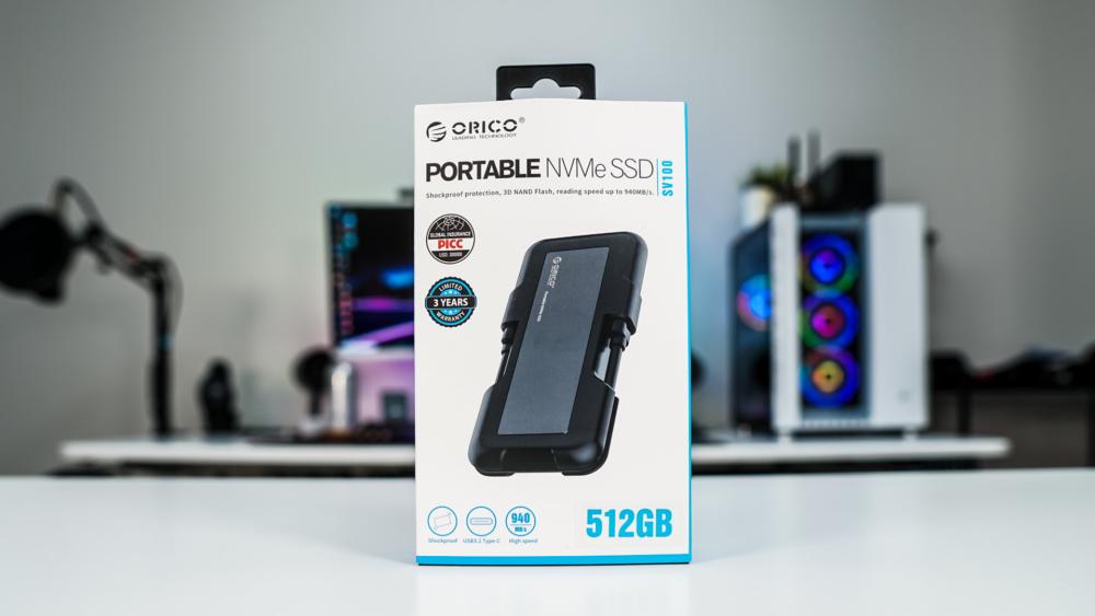 Disque SSD portable ORICO SV100