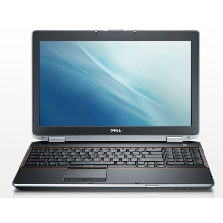 Laptop Dell latitude E6520 reconditionné