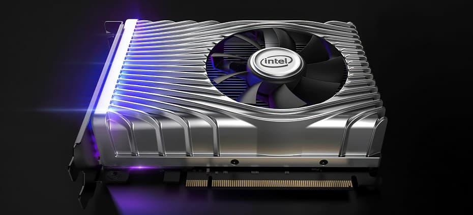 Véhicule Intel DG1