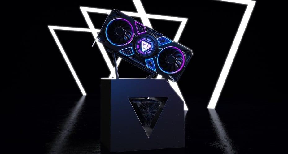 GPU de jeu Intel Xe HPG