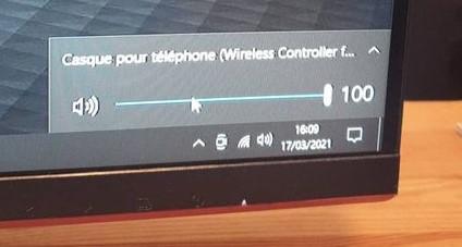Réglage de la sortie audio sur Windows 10 (1)