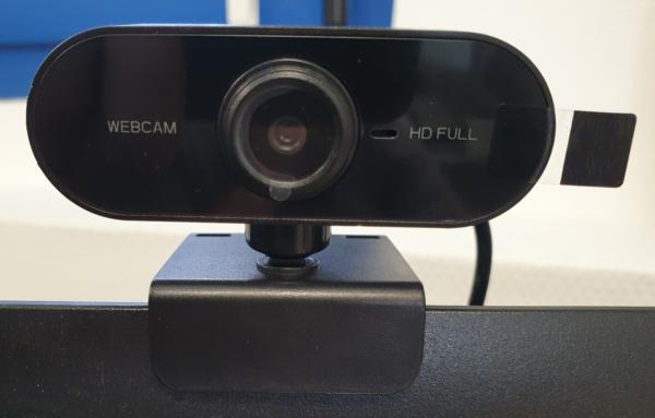 Webcam 1080p Realtek