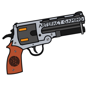 Logo Artefact Gaming
