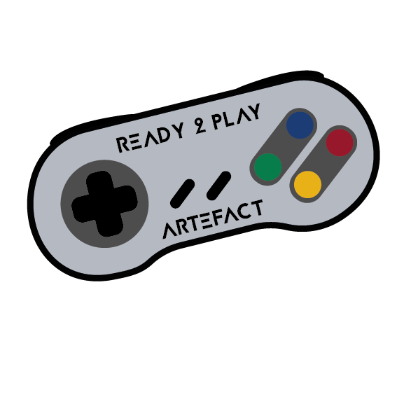 Logo Artefact Ready2Play